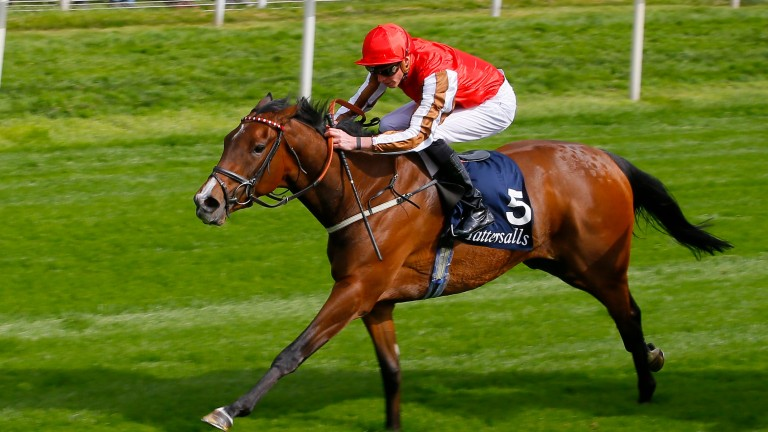 Musidora Stakes winner Give And Take will take her chance at Epsom