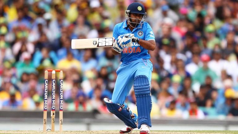 Chennai batsman Ambati Rayudu
