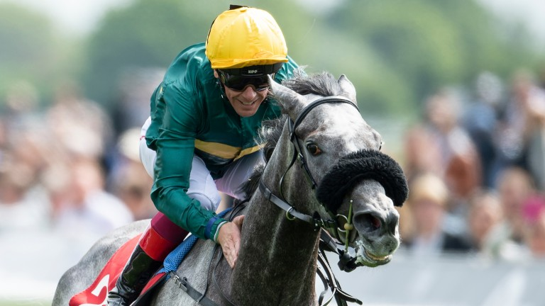 Coronet: choice ride for Olivier Peslier