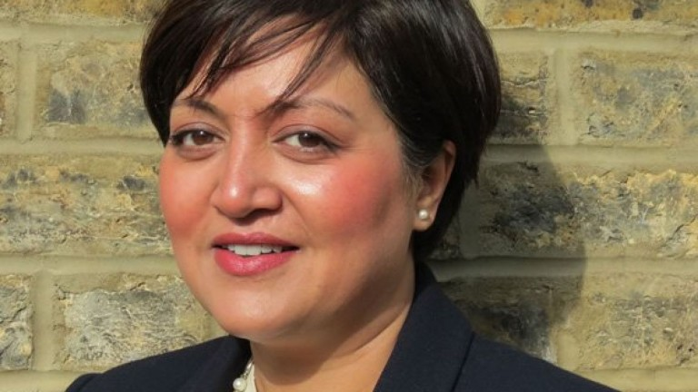 Rokhsana Fiaz: mayor of Newham led vocal campaign against FOBTs