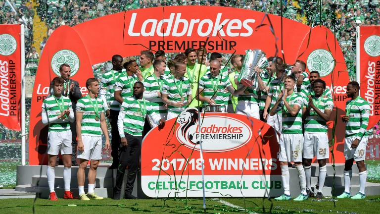 Celtic are looking to add the William Hill Scottish Cup to their trophy collection