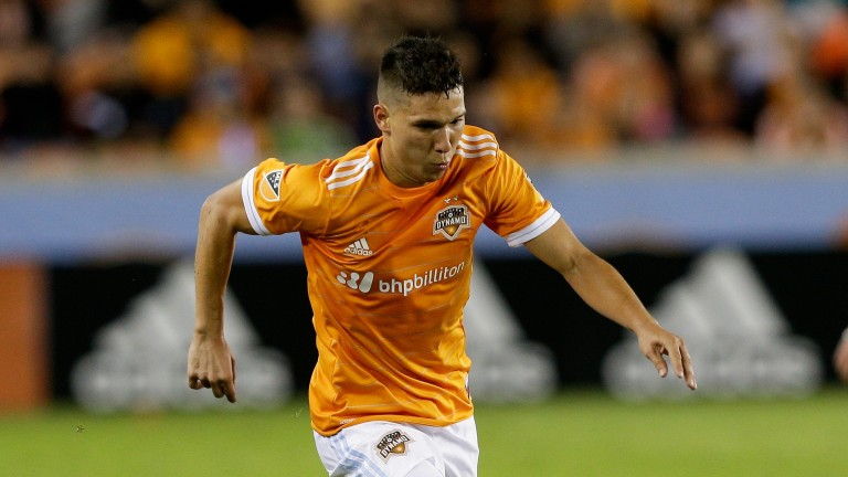 Houston Dynamo's Tomas Martinez