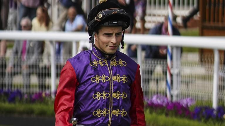William Buick: will ride in Australia