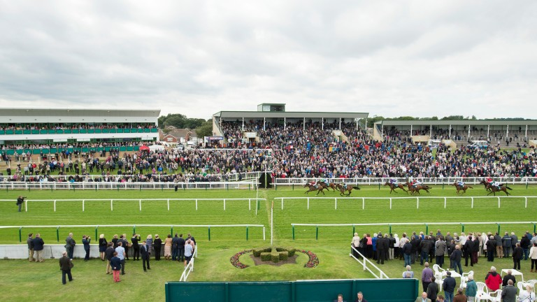 Yarmouth stages a £15,000 novice stakes