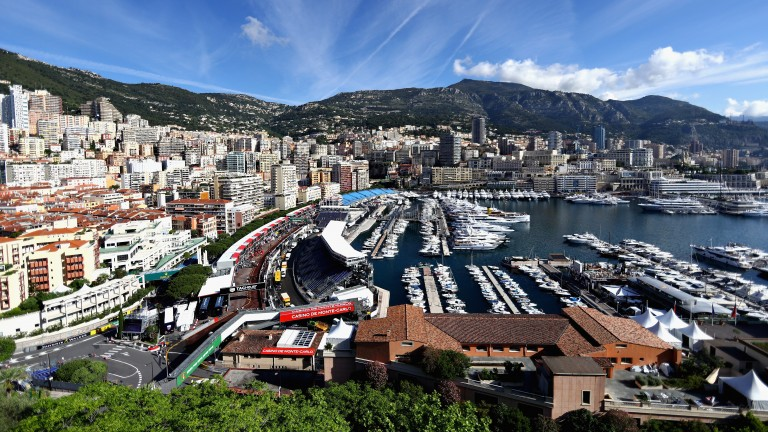 There is a glorious weather forecast for Monaco this weekend