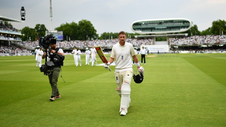 Joe Root will lead England into action against Pakistan at Lord's