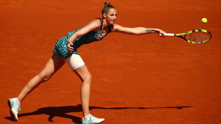 Better times lie ahead for slow-burner Kristyna Pliskova