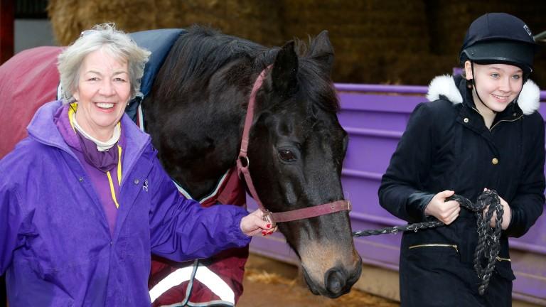 Helen Yeadon: celebrates her 63rd birthday