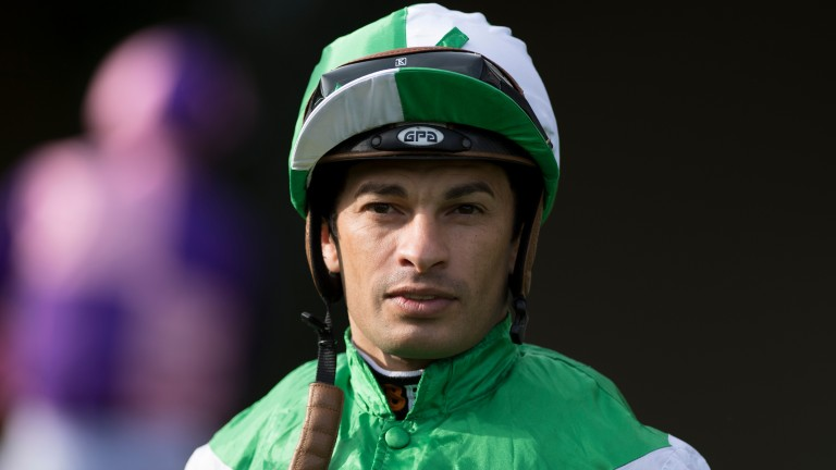 Dual champion jockey Silvestre de Sousa also lost his deposit