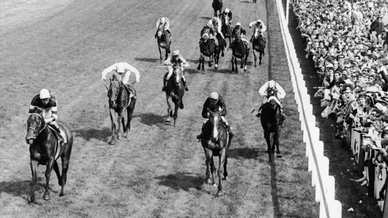 Alice Headley Chandler bred the 1968 Derby hero Sir Ivor