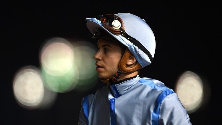 Jockey Mickael Barzalona is 27