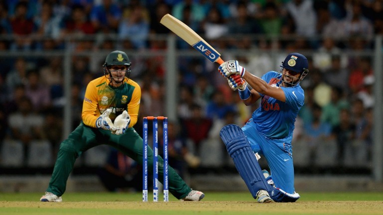 India batsman Suresh Raina could star for Chennai in the IPL final