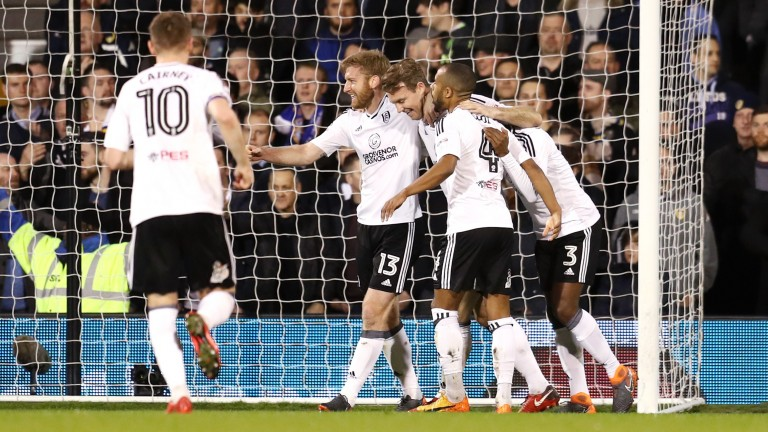 Fulham return to the Premier League after beating Aston Villa 1-0