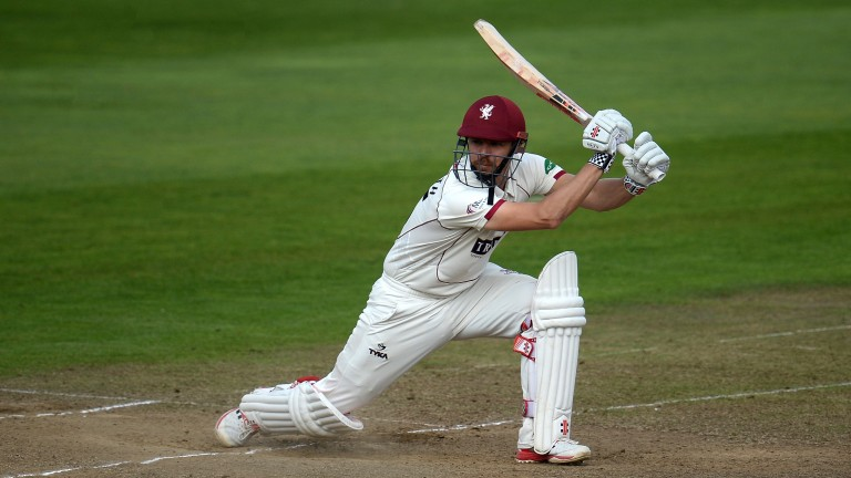 James Hildreth of Somerset is enjoying a prolific summer of runscoring