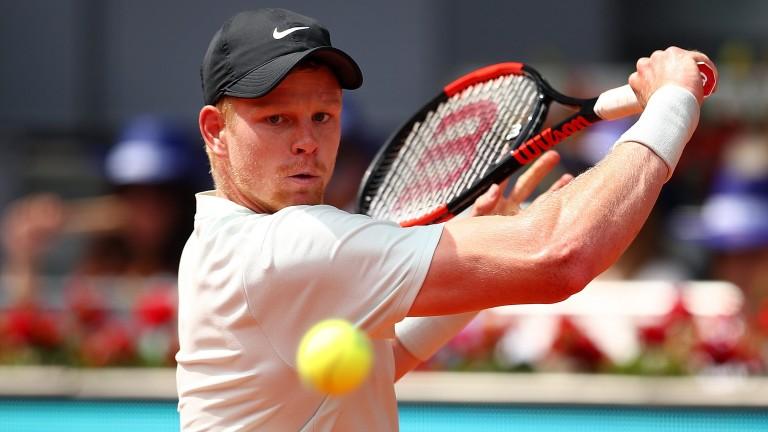 Kyle Edmund starts his French Open bid against Alex de Minaur