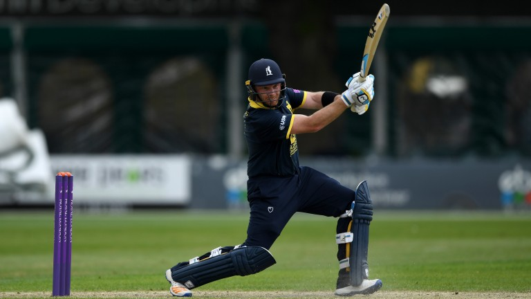 Ian Bell has been in superb Twenty20 form for Birmingham Bears