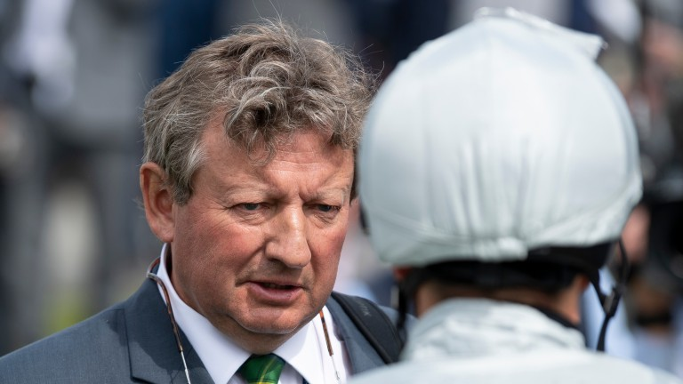 Mark Johnston: has 12 runners across five British tracks