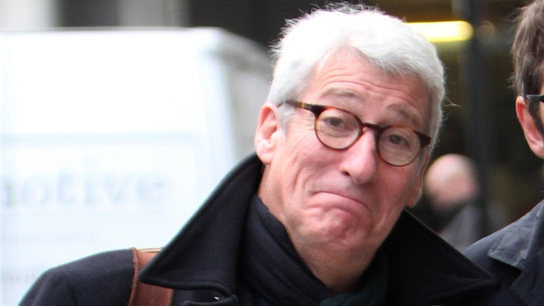 Jeremy Paxman: his equine namesake is catalogued as lot 72