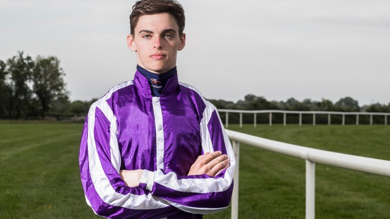 Donnacha O'Brien: is the jockey to watch at Newmarket