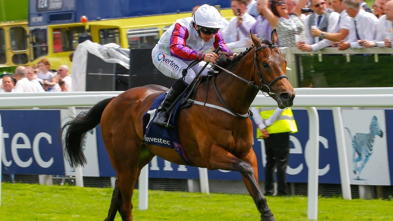 Cosmic Law: coming home clear at Epsom