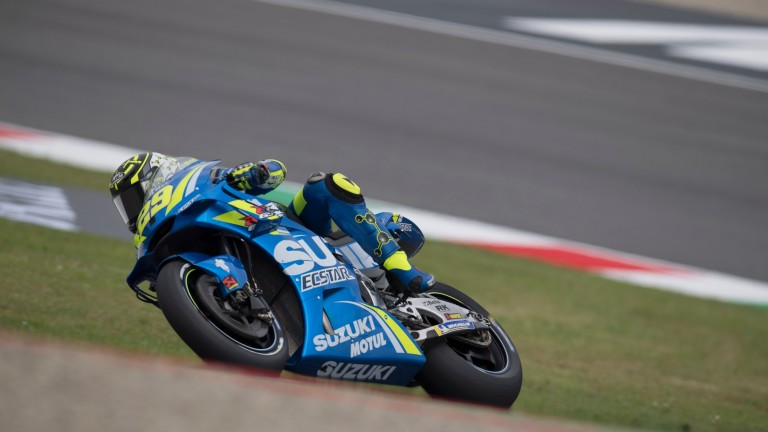 Andrea Iannone set a new Moto GP speed record at Mugello