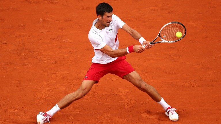 Novak Djokovic could be pushed to the limit in Paris