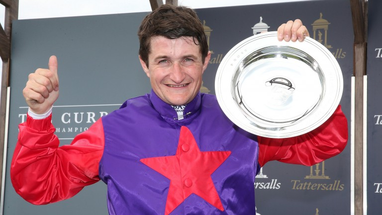 Shane Foley looking forward to Romanised's bid for Royal Ascot glory