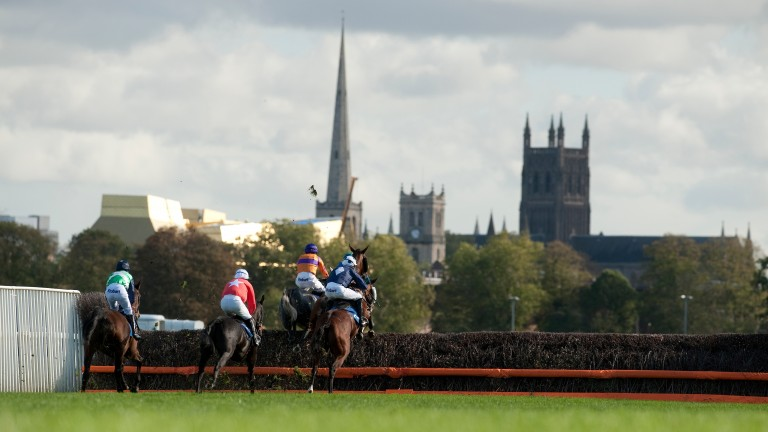 """Worcester: """"The actual track is very good and fair, but facilities for owners have to be better"""""""