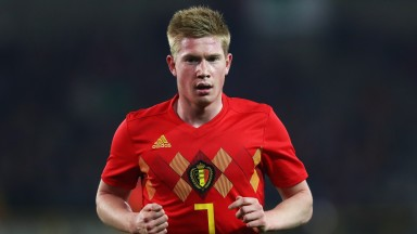 Belgium need Kevin De Bruyne at his best in Russia