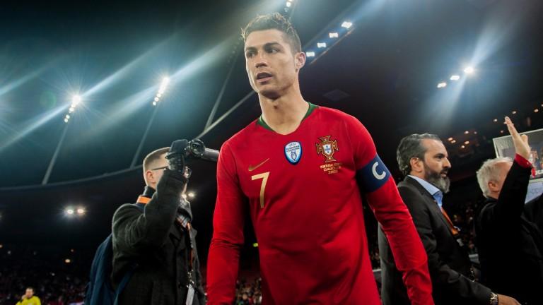 Portugal skipper Cristiano Ronaldo