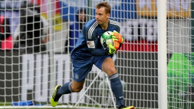 Manuel Neuer is arguably the best keeper in the business