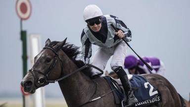 Alpha Centauri wins the Tattersalls Irish 1,000 Guineas