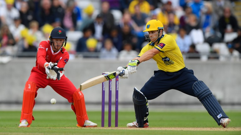 Warwickshire's Sam Hain has been in sparkling form in the One-Day Cup