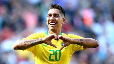 Punters are showing Brazil a lot of love