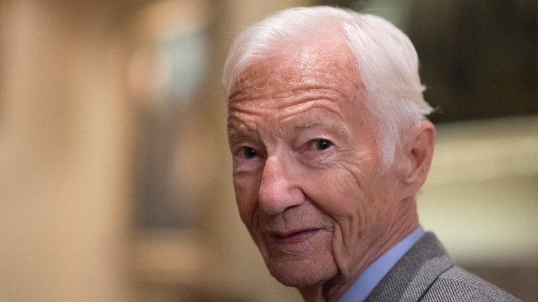 Lester Piggott: being monitored by doctors