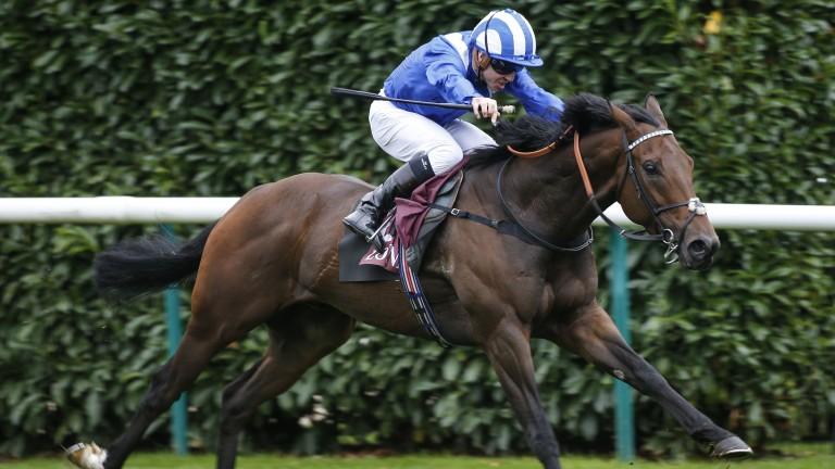 Europe's joint champion sprinter Battaash takes on Lady Aurelia in the King's Stand Stakes