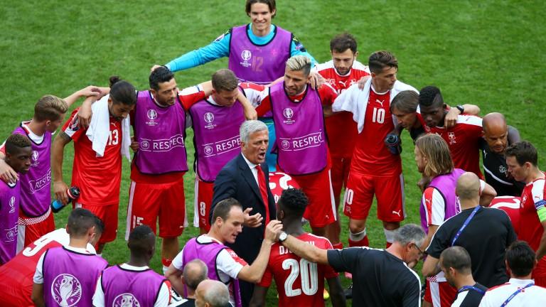 Valdimir Petkovic led Switzerland to the last 16 of Euro 2016