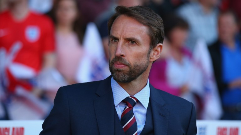 England manager Gareth Southgate is expected to ring the changes