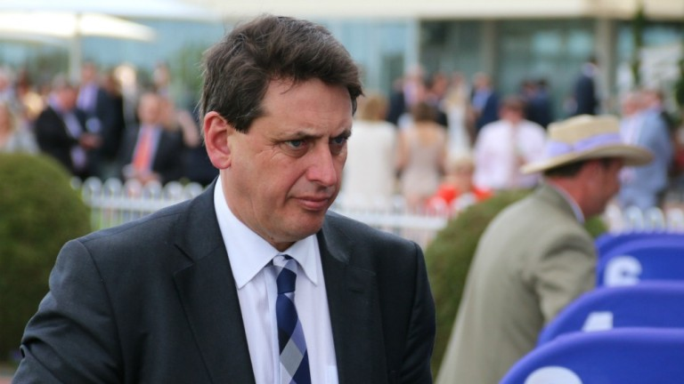 Terry Bailey: took over from Des Gleeson as RV chief steward in 2008