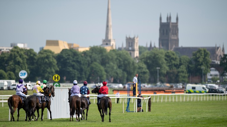 Worcester: ITV will broadcast a race at the track on Thursday