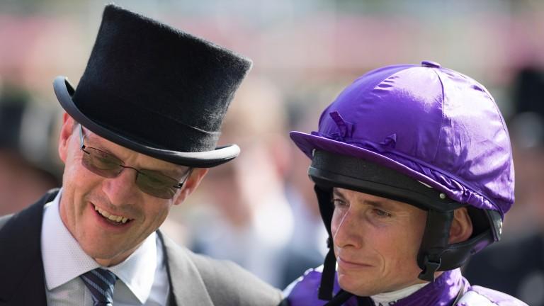 Aidan O'Brien and main jockey Ryan Moore are a formidable combination at Royal Ascot