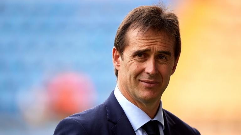 New Real Madrid manager Julen Lopetegui