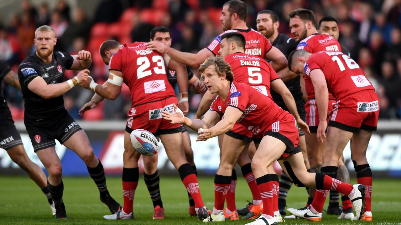 Widnes v salford betting betting strategy double deck blackjack