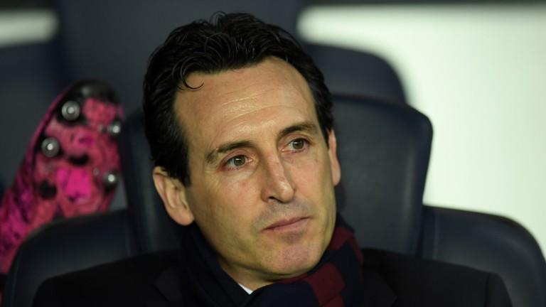 Unai Emery faces a tough start to life at Arsenal