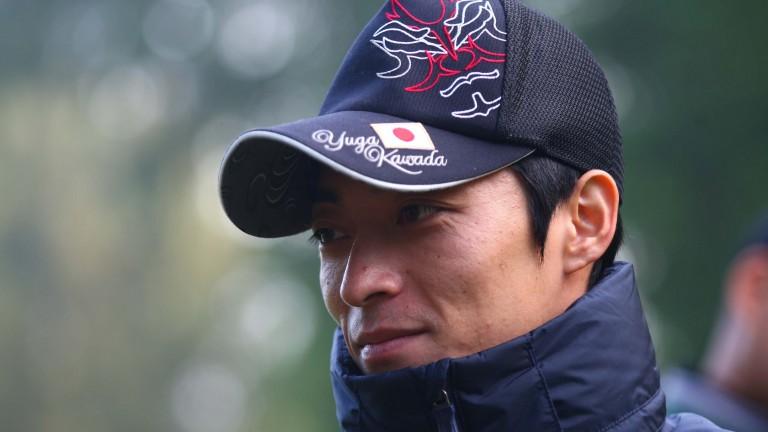 Yuga Kawada: top jockey has won a host of Grade 1s in Japan