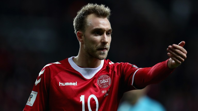 Christian Eriksen will not play for Denmark