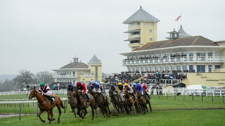 Towcester racecourse went into administration in August