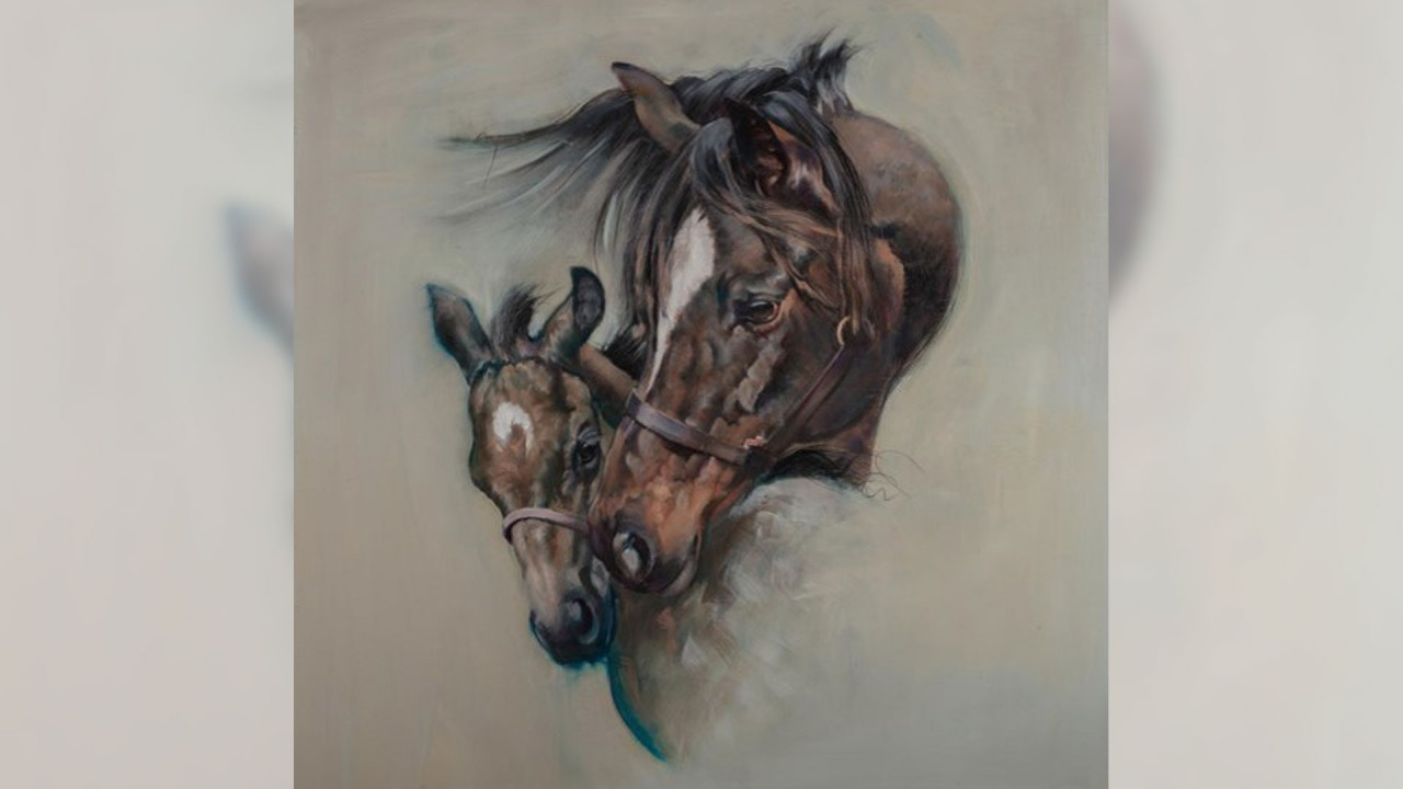 Katie Osullivan Painting To Be Auctioned At London Sale