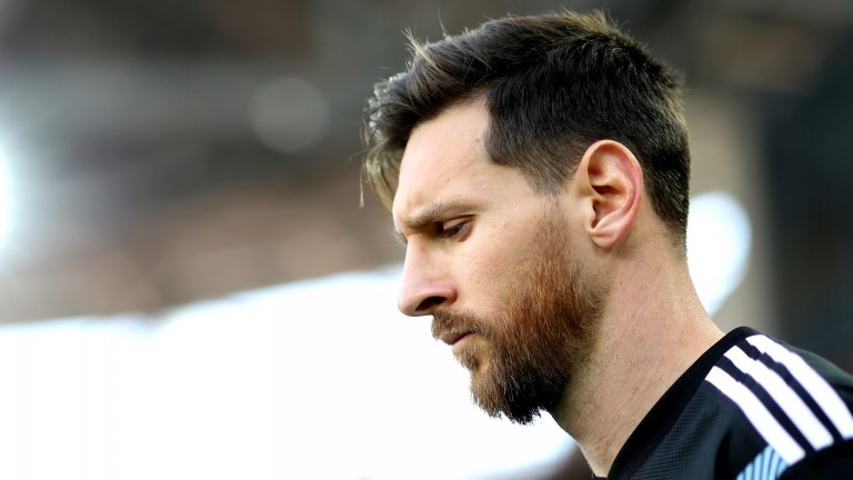 Lionel Messi missed a penalty against Iceland