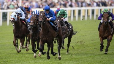 Blue Point (William Buick) wins the King's Stand StakesRoyal Ascot 19.6.18 Pic: Edward Whitaker